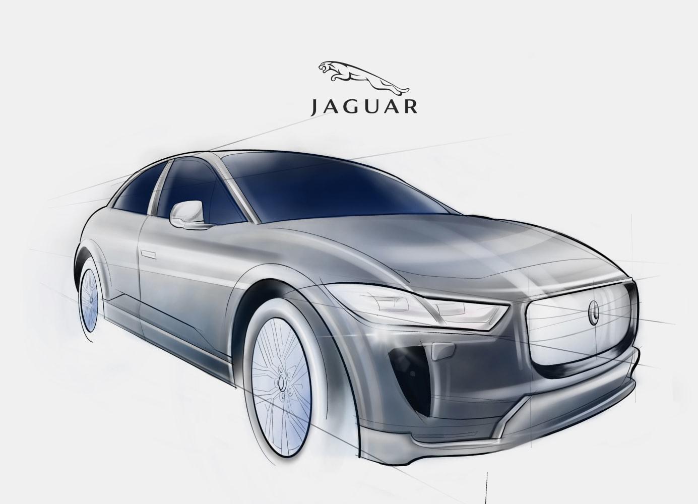 Jaguar Spot Storyboard Concept
