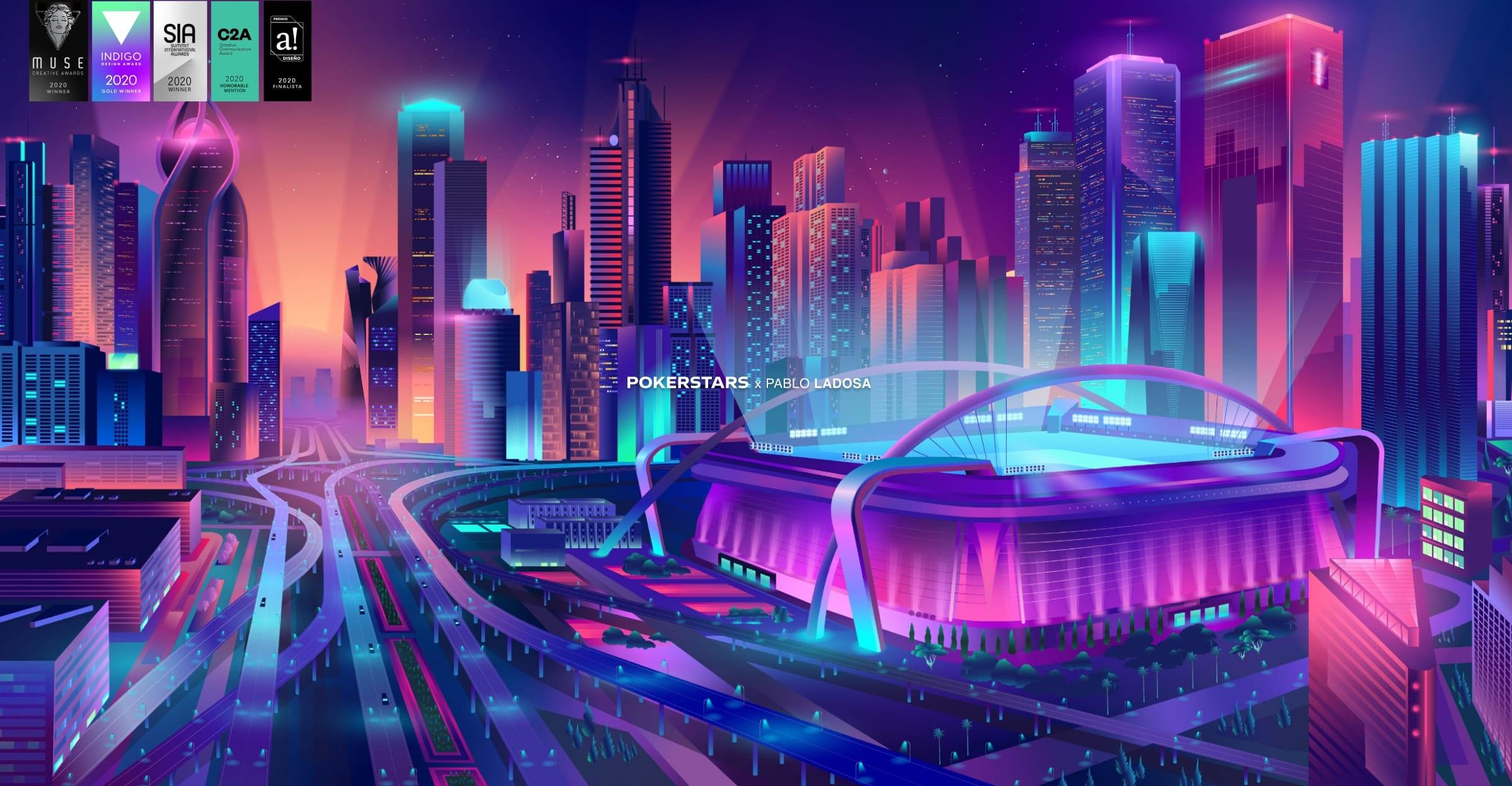 Stadium Panorama 360 VR