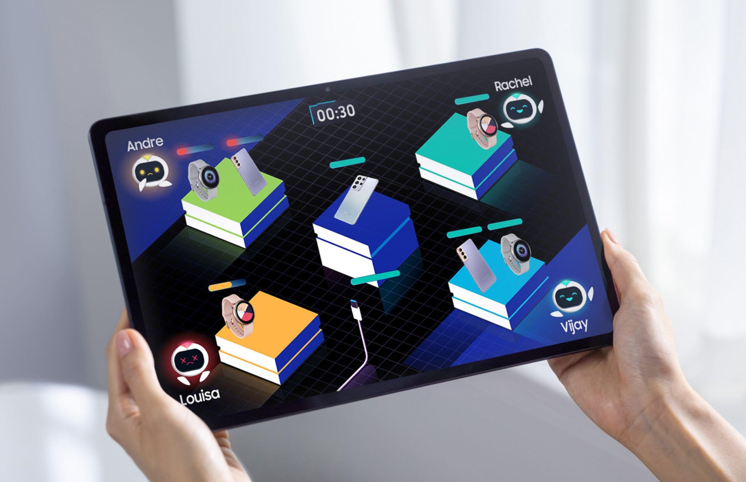 Samsung_Game_handson
